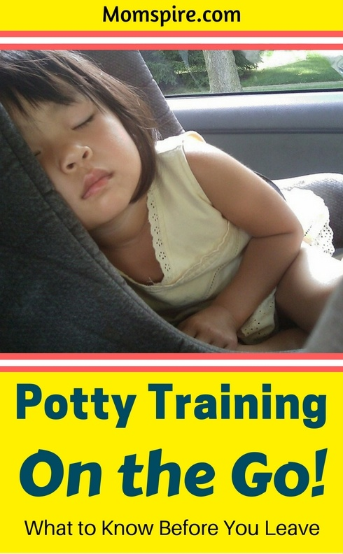 potty training on the go