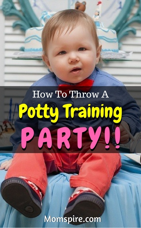 potty training party