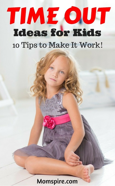 time out ideas for kids