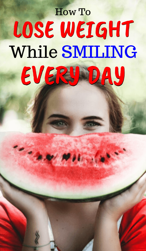 Lose weight while smiling every day! 5 ways to reach your weight loss goals and love every second of it. Get the body you've dreamed of and enjoy the whole process by using the 5 tips in this article!